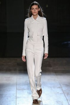 Fashion Runway| Victoria Beckham, Spring 2015, New York Fashion Week | http://www.theglampepper.com/2014/09/08/fashion-runway-victoria-beckham-spring-2015-new-york-fashion-week/