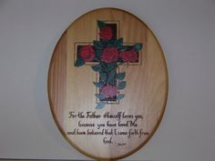 Because You Loved by TonyandLyndie on Etsy, $18.00