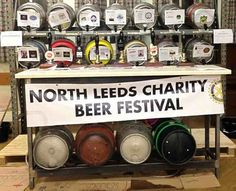 North Leeds Charity Beer Festival 2015 Beer Festival, Leeds, Charity
