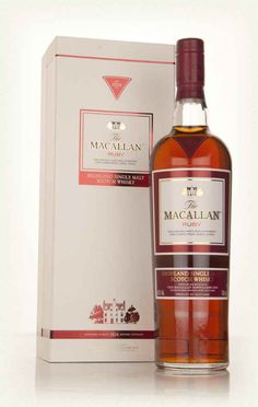 The Macallan Ruby - 1824 Series
