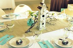 bird ..Baby shower themes and décor ideas