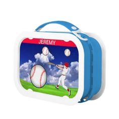 Baseball Lunch Box