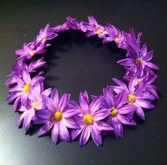 Flower Crown Daisy Headband Flower Headband by TheBloomingBeauty, $9.50