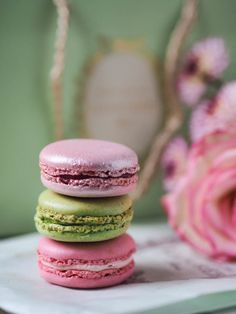 Macaron Recipe, Just Eat It, No Bake Cookies, Baking Cookies, Cake Art, Gluten Free Recipes, Making Ideas, Sweet Recipes, Oreo