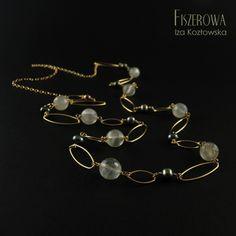 FISZEROWA - Frenit na złoto
