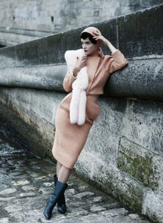 Mirte Maas by Victor Demarchelier for Antidote Magazine Fall Winter 2013-2014