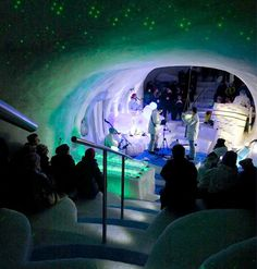 Have you ever been to an ICE CONCERT? We have a clip from an ICEConcertHall! @icemusicsweden http://ospa.me/1xaHnYA