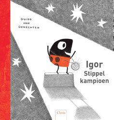 Thema boek Igor Stippen kampioen