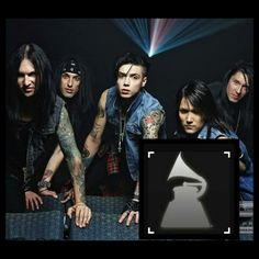 Black Veil Brides first ever #GRAMMY nomination? Click the link and vote for BVB! https://t.co/OxbkQFoPq3