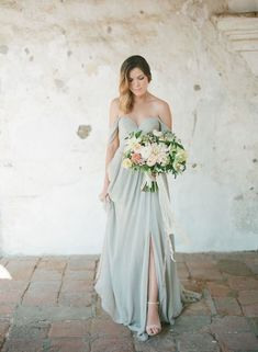 bridesmaid dress idea; photo: Diana McGregor Photography