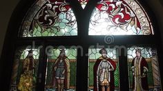 Video about Stained glass window with romanian princes. Video of colored, window, mircea - 61329531