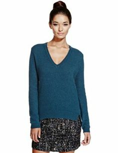 Limited Edition Oblong Fluffy Knitted Top with Angora Angora, Jumpers, Blouse, Cardigans, Wraps, Stuff To Buy, Shopping, Clothes, Beauty