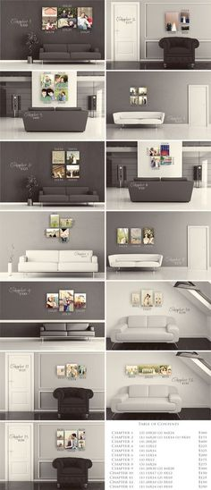 first one for family room or master bedroom