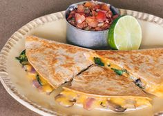 A kid-friendly recipe for Spinach Mushroom Quesadillas from our latest issue of Compassion Explorer Magazine.