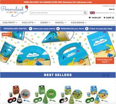 Personalised Party Launches With Text Synchronisation