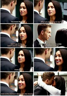 Suits season Mike and Rachel Suits Mike And Rachel, Donna Suits, Suits Tv Series, Suits Tv Shows, Specter Suits, Harvey Specter, Suits Quotes, Tv Quotes, Suits Season