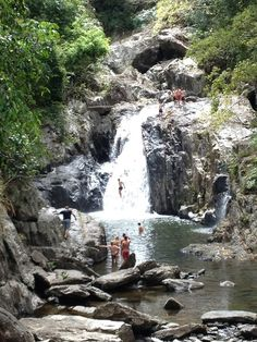 A hidden freshwater swimming hole tucked away in tropical rainforest surrounds, Crystal Cascades is one of Cairns' best-kept secrets. Cairns Australia, Australia Travel, Water Activities, Travel Goals, Holiday Destinations, Places To See, Beautiful Places, Nature, Waterfalls
