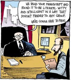The Literary Agents Role