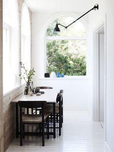 Toque rústico en una casa de estilo nórdico | Decorar tu casa es facilisimo.com