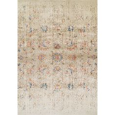 Found it at AllModern - Antiquity Dalyn Ivory Area Rug
