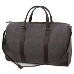 Violett - HOLIDAY (grey) Boston Fabric Travel Bag Violett-Travelbags,http://www.amazon.com/dp/B00IBZ741E/ref=cm_sw_r_pi_dp_W7lctb12TBWQ4TWS