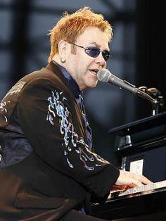 Elton John.... Sacrifice!!!