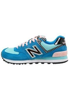 WL574 - Sneaker - blue/pink
