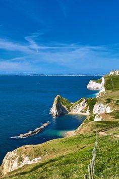 Jurassic Coast, Dorset & Devon, England