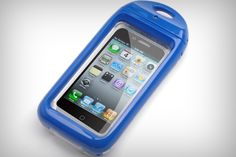 iPhone Waterproof Case - I got this in pink! A must have for iPhone!!!   BTW It floats, and this makes me happy:)