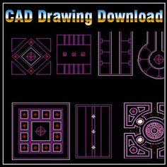 ★【Ceiling Design Template】★-CAD Library   AutoCAD Blocks   AutoCAD Symbols   CAD Drawings   Architecture Details│Landscape Details