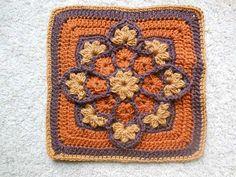 Transcendent Crochet a Solid Granny Square Ideas. Inconceivable Crochet a Solid Granny Square Ideas. Grannies Crochet, Crochet Squares Afghan, Crochet Blocks, Granny Square Crochet Pattern, Crochet Motif, Crochet Doilies, Crochet Stitches, Knit Crochet, Crochet Patterns