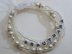Armband+Brautmama+von+clakawal+auf+DaWanda.com