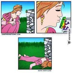 Era uma vez .... Uma princesa burra... kkkkk #timbeta #betalab