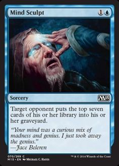 Mind-Sculpt-x4-Magic-the-Gathering-4x-Magic-2015-mtg-card-lot