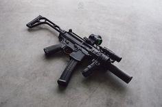 MPX-K w/ Omega 9K [2,048x1,368] [OC] : GunPorn