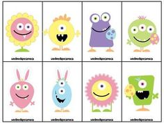 Free! Spring Monsters Reinforcement Games