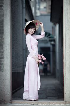 """""""Vietnam long dress"""" by Kenny Nguyen, via 500px."""