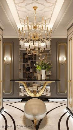 Office Interior Design is agreed important for your home. Whether you choose the Office Interior Design Ideas or Home Office Design Modern, you will Luxury Design, House Design, Office Interior Design, Foyer Design, Luxury Home Decor, Apartment Design, Interior Design, Floor Design, House Interior