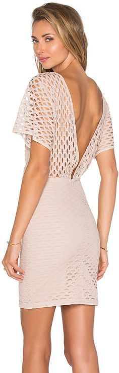 Hoss Intropia Layered Mini Dress