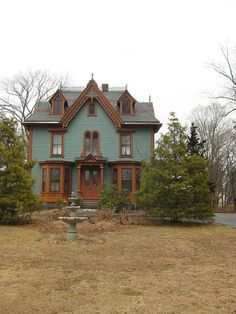 Brookfield MA Victorian home