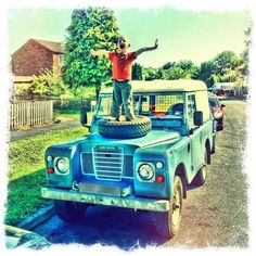 The Joy of Old Land Rover Ownership | Hashanah Happening!