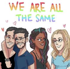 Sense8 The 1 thing we all have in common is difference. Not more, not less. Not better, not worse, just different.