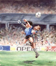 Diego Armando, Football Images, Everton Fc, Classic Image, Football Wallpaper, Camp Nou, Football Boots, Fc Barcelona, Tango