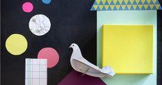 Pop out card duif bij Gelukmakers.nl