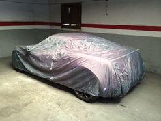 Sleeping beauty #alfaromeo #4c # italia #supercar