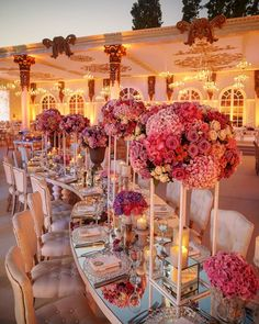 "LEBANESE WEDDINGS on Instagram: ""The best thing about this wedding is that guests enjoyed an indoor-outdoor wedding setting 💕absolutely elegant,unique, and elevated setup,…"" Wedding Reception Tables, Wedding Table Decorations, Table Centerpieces, Wedding Centerpieces, Centerpiece Ideas, Decor Wedding, Wedding Receptions, Reception Ideas, Wedding Ceremony"