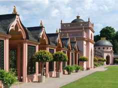 Gallery+in+the+Turkish+garden,+Mosque+in+the+Castle+garden+of+Schwetzingen, Baden-Württemberg,+Germany. Religion, Image Search, Castle, Germany, Ottoman Empire, Mansions, Ottomans, House Styles, Travel