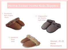 Fur Fashion, Style Fashion, Fashion Shoes, Sheepskin Slippers, Kids Slippers, Type 1, Facebook, Sweet, Blog