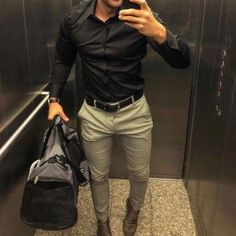 Casual outfit for men cc: menwithclass ig mens suits the bes Outfit Hombre Casual, Formal Men Outfit, Casual Wear For Men, Stylish Mens Outfits, Formal Dresses For Men, Star Wars Outfit, Dirndl Outfit, Casual Mode, Smart Casual