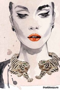 Иллюстрации Алисии Малесани